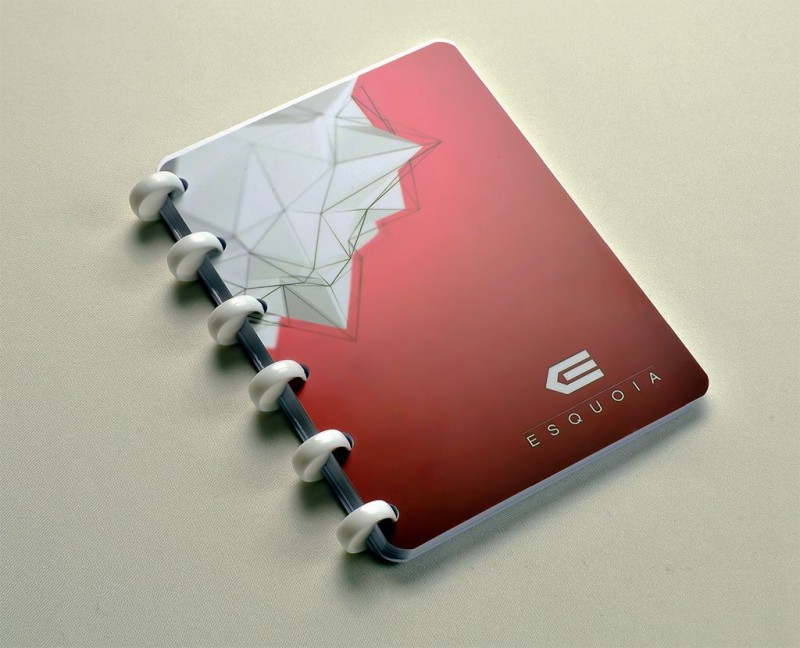 ESQUOIA-A6 Whiteboard notebook