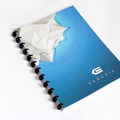 Reusable notebook ESQUOIA Classic A4 Blue