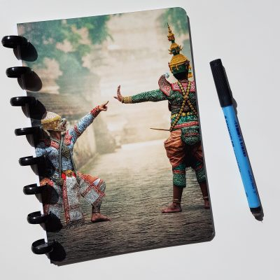 Custom Whiteboard Notebook A5