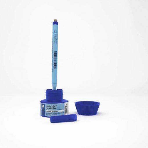 Marker Refill Station Blue